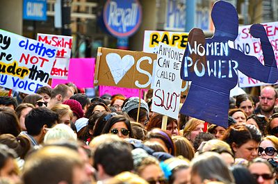What is Slutwalk All About